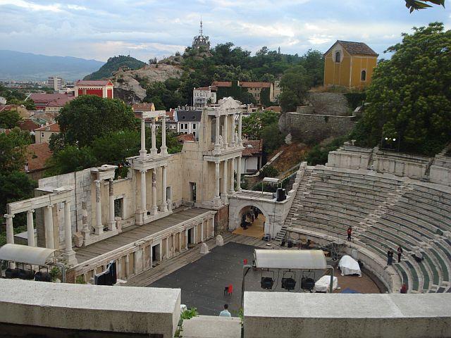 Пловдив - Античния театър