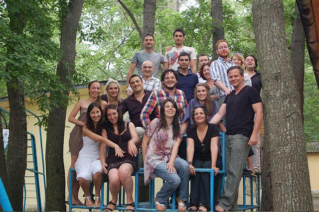 Дизайнерите от Работилница 2010