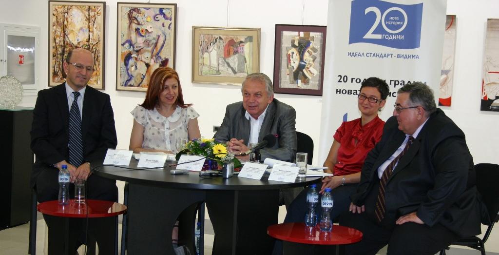 """Среща на Съвет на Директорите на """"Идеал Стандарт - Видима"""" АД с медии_20.06.2012"""
