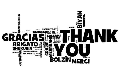 Благодарим - продължаваме да правим нещата като хората за хората!