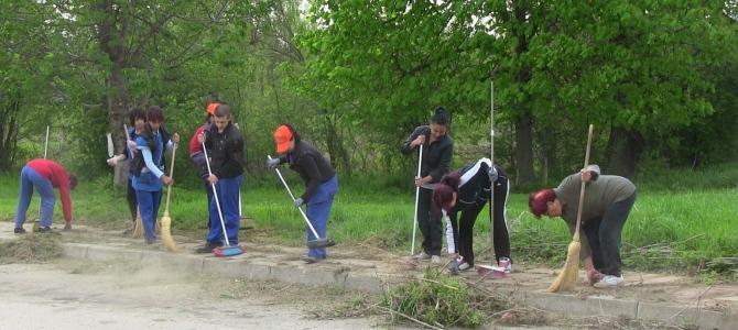 25 април – Ден на обществена ангажираност за Завода за санитарна арматура