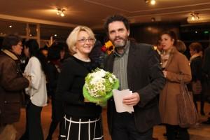 Ирина Колбасова и Любен Генов