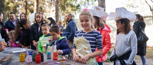Празник на Ideal Standard Vidima - 85 години - празник за децата